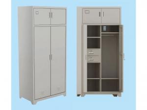 军官物品柜(新钢塑制式营具)