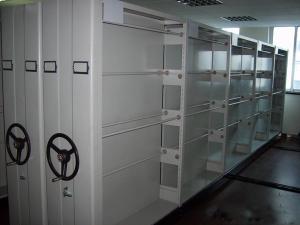 服装密集柜