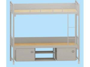 双层床(新钢塑制式营具)